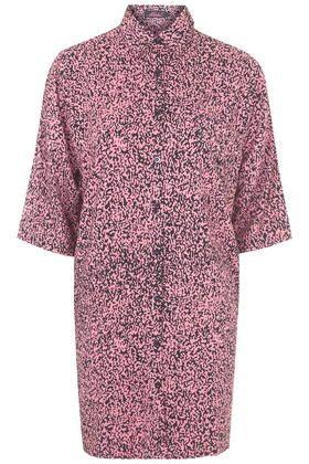 **Stella Shirt Dress by Motel