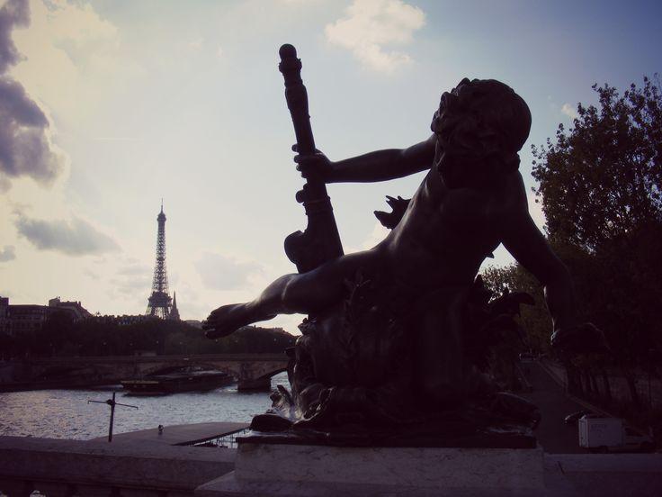 Automne a Paris