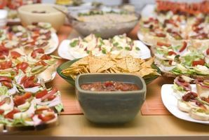 How to Calculate Food Amounts for a Party