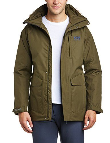 Helly Hansen Men's Dubliner Parka Helly Hansen Men's Dubliner Parka Insulated, waterproof, windproof and breathable 3/4 length, 2 ply fabric constructed hooded parka. Features HELLY TECH PROTECTION, PrimaLoft Black Insulation and YKK quality zippers. http://www.allmenstyle.com/helly-hansen-mens-dubliner-parka/