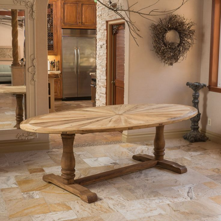 Rustic Oval Dining Room Table best 25+ oval dining tables ideas on pinterest | oval kitchen