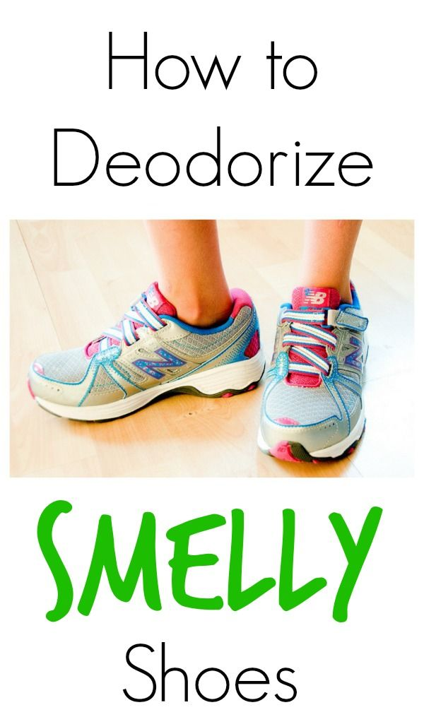 How To Deodorize Smelly Shoes - Lots Of Products To Make -8336