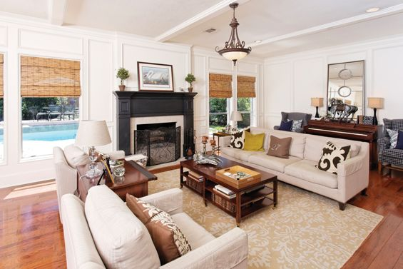 Living Room With Upright Piano Home Living Pinterest