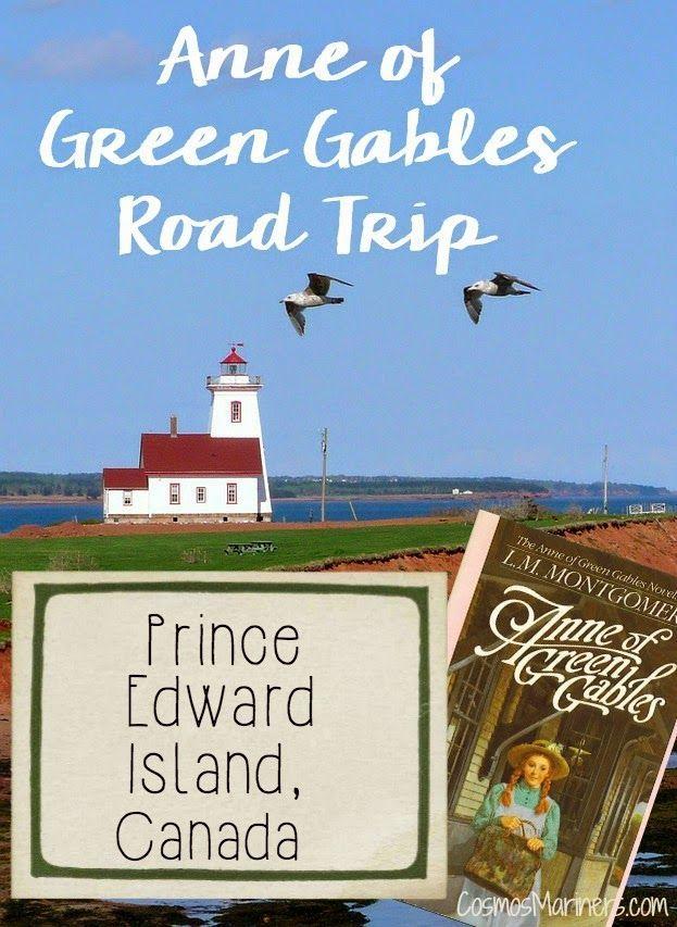 Anne of Green Gables Road Trip, Prince Edward Island | http://CosmosMariners.com