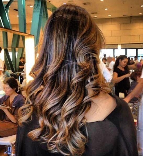 Ombre Hair Para Morenas Hair Pinterest Ombre