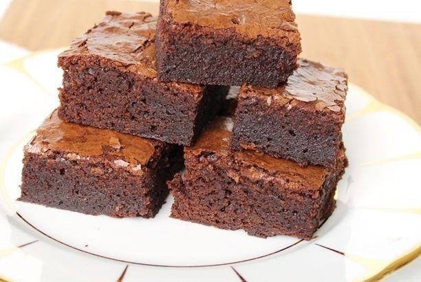 Brownies! Ein gutes Backup-Rezept schadet nie!