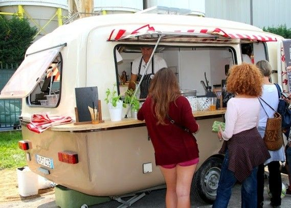 Roma Food Truck Fest - Cene a ruota - Quattroruote.it