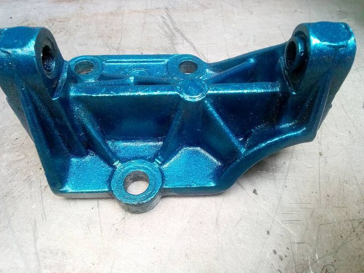 Ford SOHC Pinto engine Alternator bracket capri cortina escort mk1 rs2000