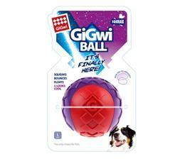 Gigwi Sert Top Köpek Oyuncağı 7Cm