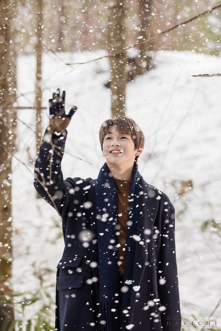 Daniel Dabicho trở lại D-2 ☆ Warner One-Channel Daniel đã xuất hiện cảnh quay video nhạc 'Giờ không có bạn' công cộng: Naver Post