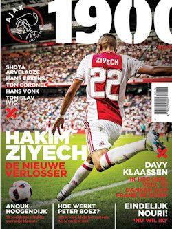 Proefabonnement: 3x 1900 Magazine € 15,-: 1900 Magazine: een tijdschrift boordevol nieuws, achtergronden en mooie foto's over Ajax. Neem nu een abonnement met 16% korting. Stopt automatisch!