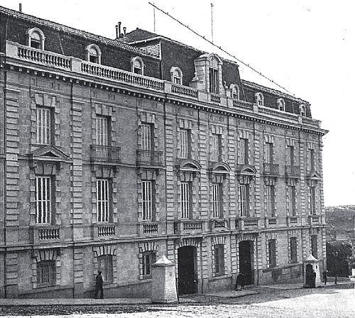 1909. Cuesta de la Vega. Palacio de Fernando de Baviera | Flickr: Intercambio de fotos