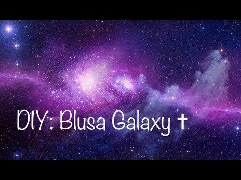 DIY: Como Hacer Ropa Galaxy