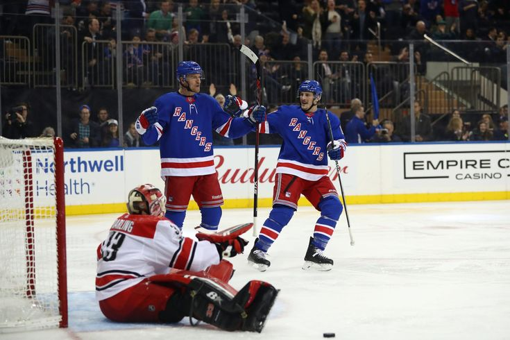 Powered by Michael Grabner and Henrik Lundqvist, the New York Rangers bounced back for a big win over the young Carolina Hurricanes.  Carolina Hurricanes: 1 (10-9-5, 25 points) New York Rangers: 5 (14-10-2, 30 points) CAR Goals: Justin Williams (5) NYR Goals: David Desharnais (3), Michael...