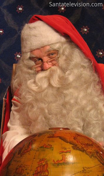 Santa Claus in Rovaniemi - The Official home town of Santa Claus in Lapland in Finland