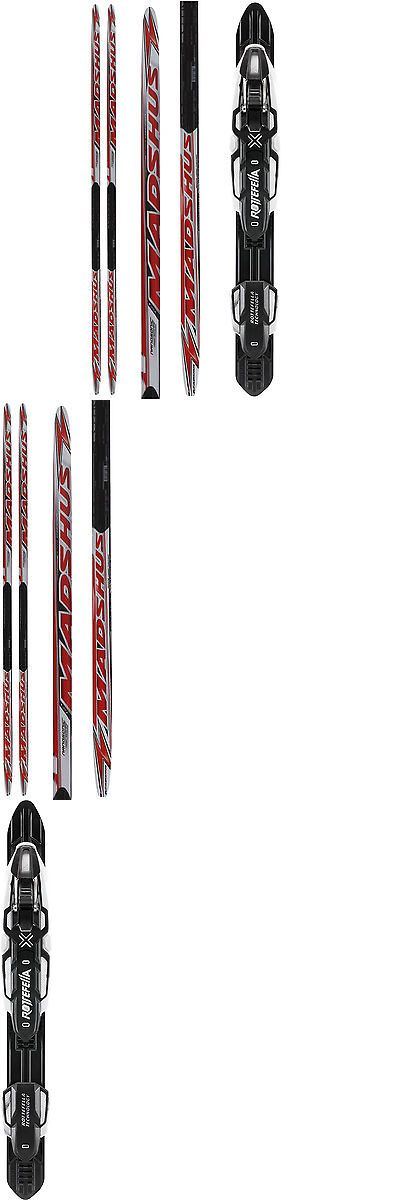 Skis 36267: Madshus Nanosonic Carbon Skate Xc Skis 195Cm (65-80) + Rossignol Skate Bindings BUY IT NOW ONLY: $354.95