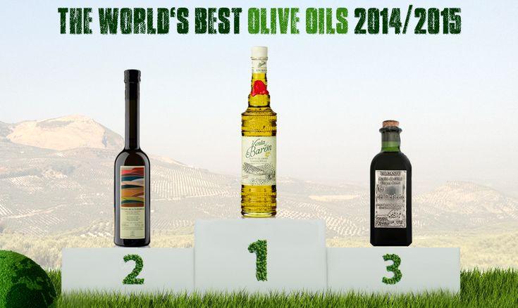 We hebben weer werelds beste Olijfolie, voor de 3e keer achter elkaar #VentaDelBaron al meer dan 100 jaar gebotteld in deze authentieke fles. http://www.worldsbestoliveoils.org/worlds-best-olive-oils.html