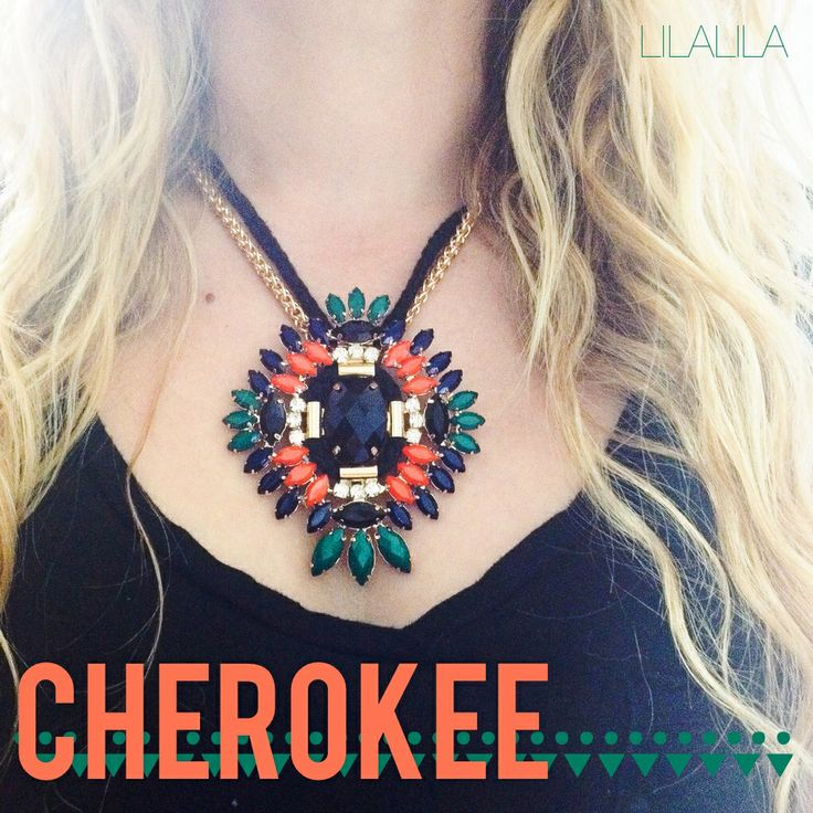 LILALILA, statement jewelry, fashion accessories, necklace