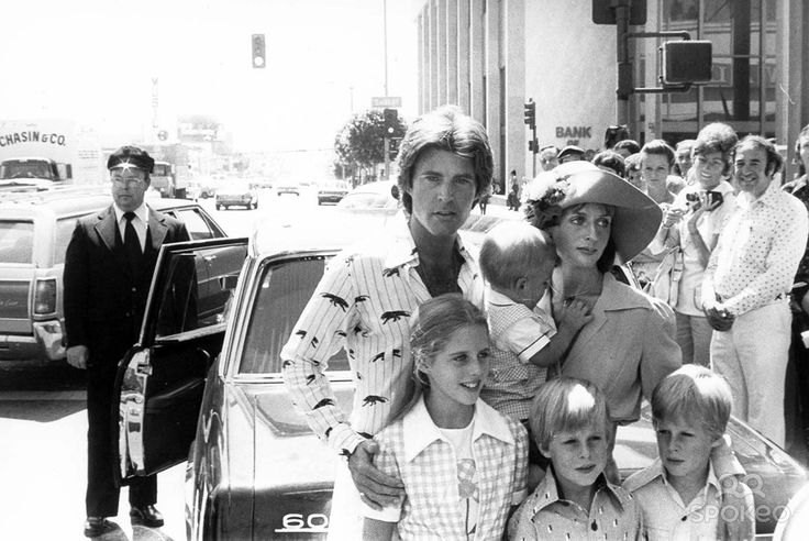 Rick Nelson Honored with Star on the Hollywood Walk of Fame. Hollywood Walk of Fame, Hollywood, CA with Kristin Harmon , Tracy Nelson , Gunnar Nelson , Matthew Nelson and Sam nelson photo by Ulvis alberts-globe Photos, Inc.