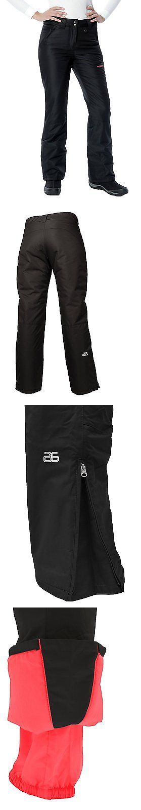 Snow Pants and Bibs 36261: Arctix Womens Snow Pants, Medium, Black -> BUY IT NOW ONLY: $50.79 on eBay!