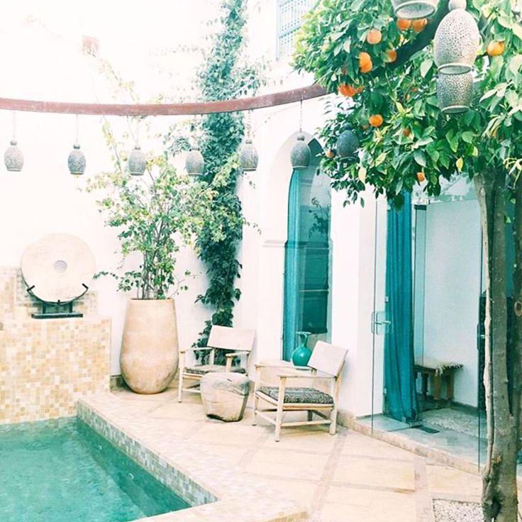 Las 25 mejores ideas sobre albercas peque as en pinterest for Ideas de jardines para casas pequenas