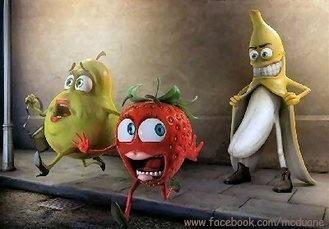 going bananas!Funny Things, Laugh, Funny Pics, Funny Fruit, Bananas, Funny Stuff, Humor, So Funny, Food Art