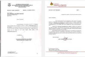 Carta Ofício
