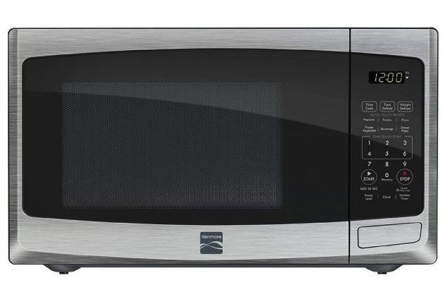 Best countertop microwave no. 4. Kenmore 0.9 cu. Ft. Countertop Microwave. For a basic microwave that occupies a small footprint on your counter, GroomNStyle think this Kenmore is a good choice.
