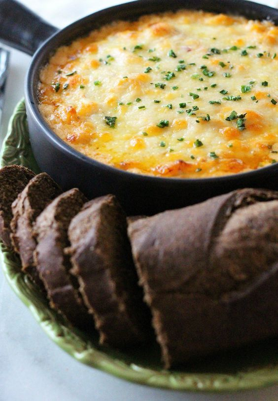 Classic Reuben Dip perfect for St Patrick's Day