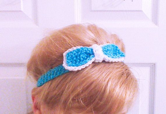 Hey, I found this really awesome Etsy listing at https://www.etsy.com/listing/183833427/blue-knit-bow-headband-bow-tie-headband