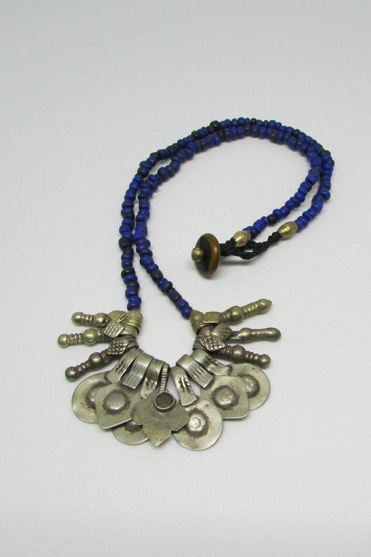 Short Ethnic Necklace