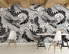25 best ideas about papier peint mural on pinterest for Papier peint adhesif repositionnable