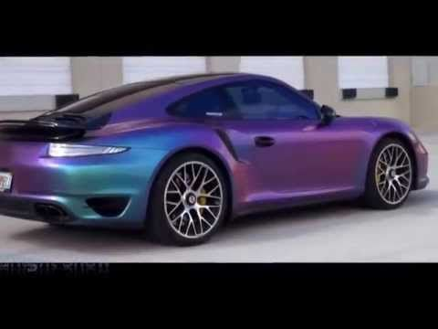 Car 360 color changing car paint world 39 s first changing for Car paint color changing