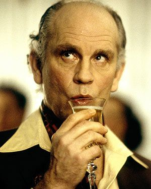 john malkovich is good at being john malkovich  :) ***Research for possible future project.