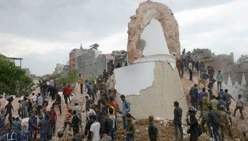 In India, 20 people have been killed and scores injured due to the tremors, Latest story of India, Latest News and story, Latest Article and Press Release