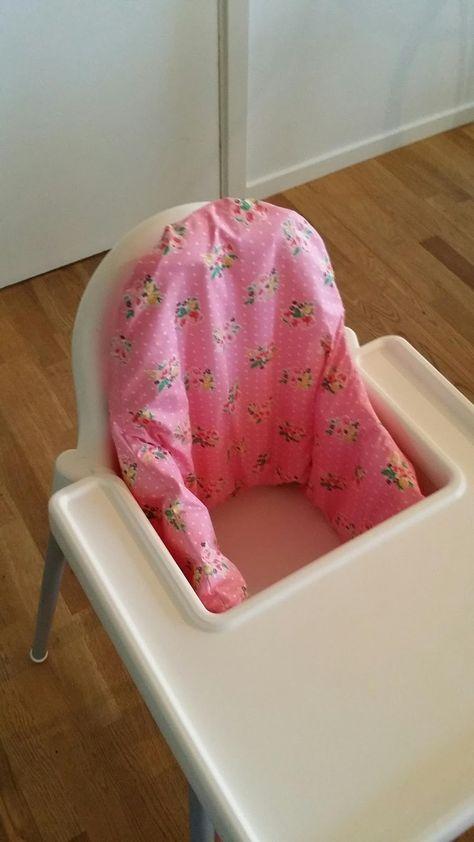 Miss Springs pyssel och knåp: Sy ett eget överdrag till Ikeas antilop-stol