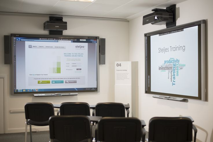 Mainline Installed in Steljes Meeting Space in London.  www.mainlinepower.com