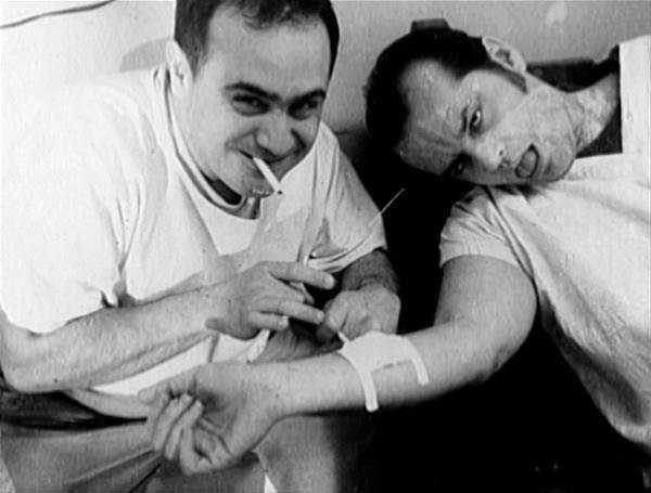 Danny Devito and Jack Nicholson