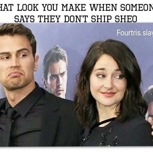 I do ship them and I hope all divergent fans too do it