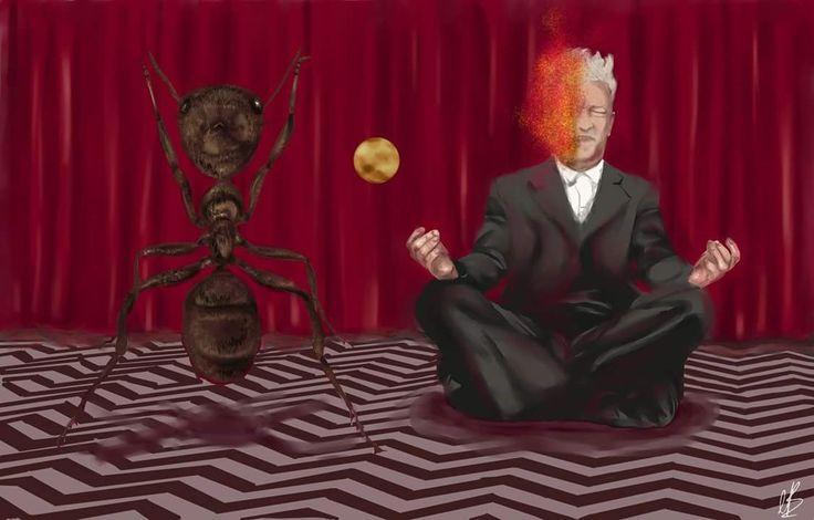 Mr David Keith Lynch  #artist #art #director #genius