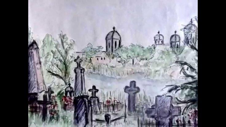 Painter Monica Bruteanu - watercolours
