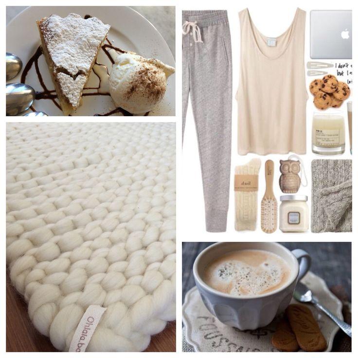 Presentamos mas de esta Colección Otoño ... Alfombra Soft tejida con diseño, ideal para sillones, pie de cama o cualquier lugar que elija para decorar. #decohome #mantatejida #manta #natural #diseños únicos