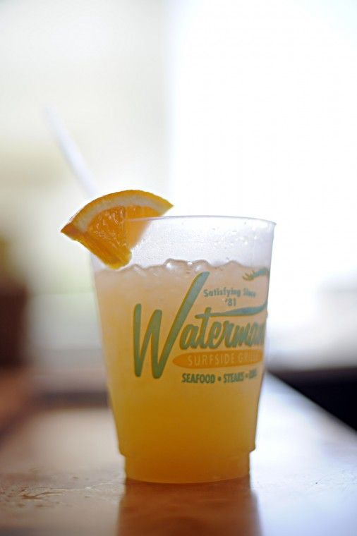 Oceanfront restaurant's 'Crush' drink creates viral buzz | The original orange crush drink