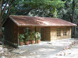 Ruang Kerja by GRUPO CONSTRUCTOR RIO DORADO (MRD-TADPYC)