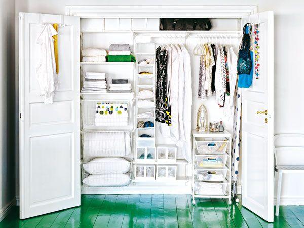 Simple Hilfe ich brauche Ideen f r mehr Ordnung im Kleiderschrank