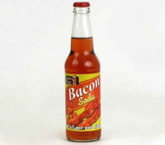Bacon Soda | OFF mag - gadgets
