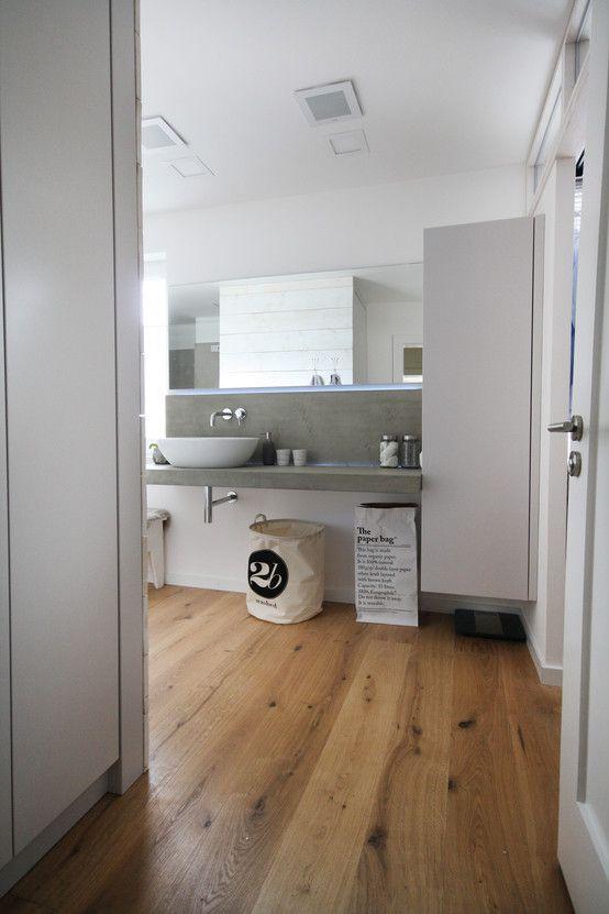 Wohlfühlbad Im Modernen Stil : Moderne Badezimmer Von Schreinerei Huber