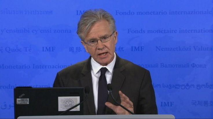 Άδειασε την κυβέρνηση το ΔΝΤ: «Δεν έχουμε δεχθεί κάνενα αίτημα εξόδου της Ελλάδας»
