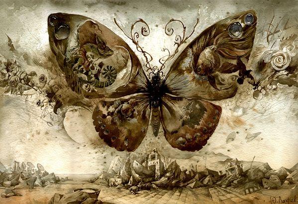Butterfly Effect by Yuri Laptev