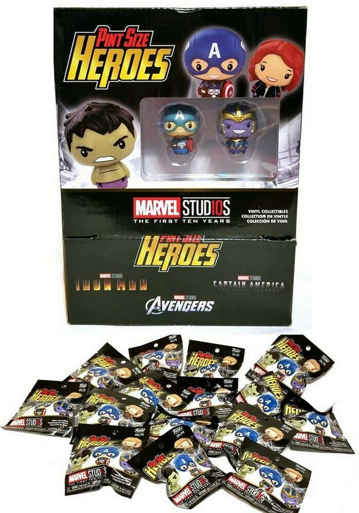 Funko Marvel Studios 1st 10 Years Pint Size Heroes Vinyl Collectibles 17 Packs Afflink When You Click On Links T Marvel Studios Funko Marvel Collector Corps